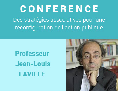 CONFERENCE Professeur Jean-Louis LAVILLE