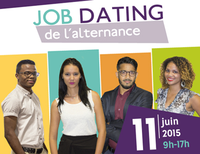 Job dating alternance