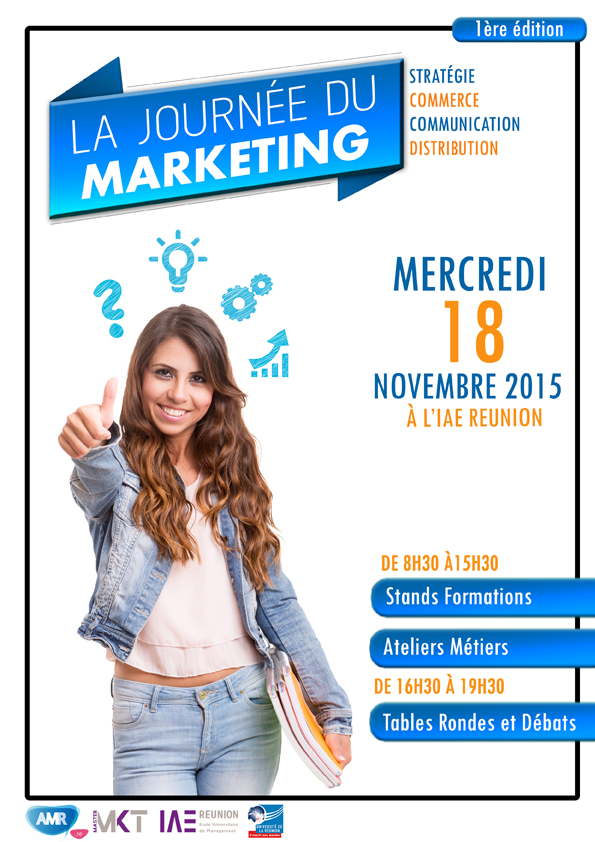 Journée du Marketing Mercredi 18 novembre