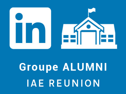 Groupe LinkedIn ALUMNI IAE REUNION
