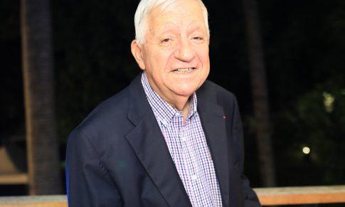 Décès de Maurice Cérisola, Président du Conseil depuis 22 ans